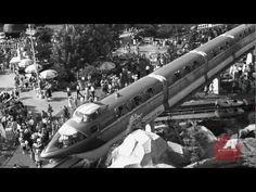 D23 Presents Armchair Archivist: Disneyland Monorails.