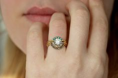 Nesting Wedding Rings