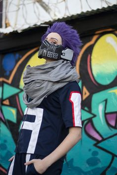 Shinsou cosplay-My Hero Academia Cosplay Anime, Deku Cosplay, Epic Cosplay, Cute Cosplay, Cosplay Makeup, Amazing Cosplay, Cosplay Outfits, Cosplay Costumes, Cowboy Bebop