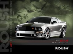 Roush Mustang! Yes please!!!