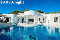 Luxury Villas in IBIZA, Spain: Explore your possibilities with www.acempire.co.uk