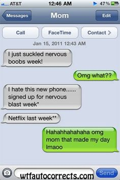 Any texts bout the new fad she and all her friends are trying. | 27 Texts You NEVER Want To Get From Your Mom
