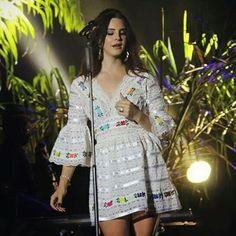 Lana Del Rey in Brazil