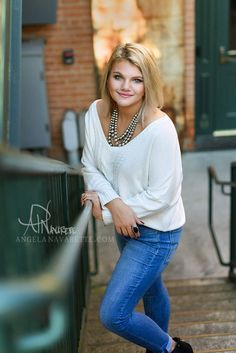 Plano Texas Senior Portrait Sessions