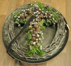 Artist and design by Edyty Zając Chruściel Terrarium, Christmas Wreaths, Bloom, Plants, Inspiration, Artist, Design, Wreaths, Florals