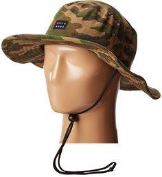 Billabong Way Out Safari Hat Casual Visor