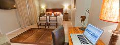 Villa Isidro Hotel Boutique & Spa > Suite 4: Habitación Doble Categoría Vip  / / / 10 habitaciones de categoría, de diferentes dimensiones y decoración, equipadas con la última tecnología y confort. Cada unidad es un espacio de relax con personalidad propia.  - San Isidro, Buenos Aires -.