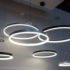 Lighting concept for open area? Scattered fixtures at varying heights - need direct/indirect fixtures.