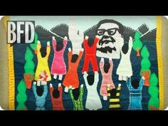 Protesting Pinochet With Craft: Arpilleras at the Museum of Tolerance | BFD | TakePart TV - YouTube Museum Of Tolerance, Elementary Spanish, United We Stand, Arts Ed, Arte Popular, Applique Quilts, Art Projects, Project Ideas, Art Education