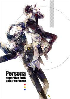 [pixiv] Persona 5! - pixiv Spotlight