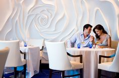 Blu Restaurant, Celebrity Equinox