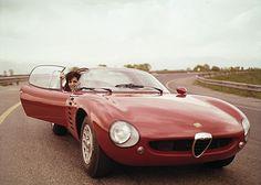 1964 Alfa Romeo Canguro (Bertone)