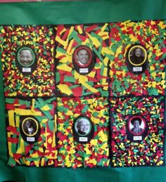 Quilts for Black History Month - Whos Who and Whos New