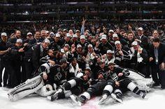 2014 Stanley Cup Champions LA Kings
