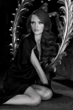 sensualfairytale:  Vika Mostovnikova ♥
