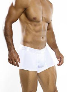 Bokserki Intymen Boxer Trunk Basico białe