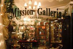 Welcome Mission Galleria Riverside California