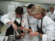 Master Chocolatier Program in Italy combines intensive hands-on training at the ICAM Choco Scuola with travel to Turin to visit important Italian cioccolatieri in their cioccolateria and laboratories.