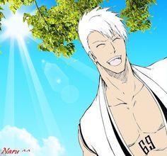 Kensei Muguruma (: by NaruOsaka.deviantart.com on @DeviantArt