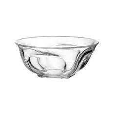Discover+the+Guzzini+Belle+Epoque+-+Bowl+25cm+-+Clear+at+Amara