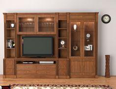 Tv Cupboard Design, Tv Stand Modern Design, Tv Unit Furniture Design, Modern Tv Wall Units, Rack Tv, Room Partition Designs, Living Room Tv Unit Designs, Living Room Entertainment Center, Tv Wall Decor