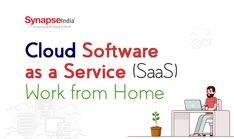 Cloud Software as a Service (SaaS) helps you start Work from Home. Continue business during the growing pandemic of SynapseIndia, offers Cloud Computing for your organizational growth. Competitor Analysis, Cloud Computing, Affiliate Marketing, Software, Clouds, Business, Inspiration, Home, Biblical Inspiration
