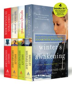 Sugarcreek Beginnings by Shelley Shepard Gray - say what you will, I love these books.  And everything I've read by Shelley Shepard Gray.