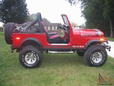 1979 jeep cj7 renegade exc condition