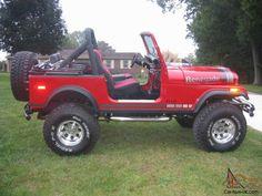 1979 jeep cj7 renegade exc condition