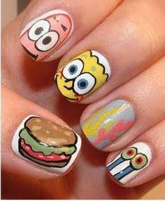 Image About Cool In Nails By Karol On We Heart It