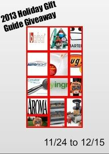 11 Winners~2013 Holiday Gift Guide Giveaway-12/16 - Tammie's Reviews, Giveaways and More