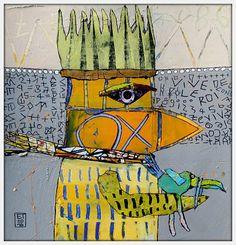 The Art of Fibrite, Elketrittel, mixed media artist. IMG_5099j
