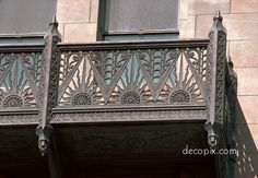 Railing, Kansas City Power & Light Company, Kansas City, Misouri