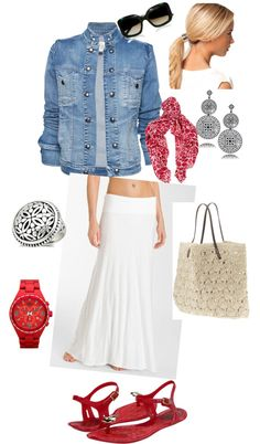 Today's Outfit, created by leslie-robinson-dufresne on Polyvore