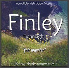 Beloved Baby Names: Incredible Irish Baby Names