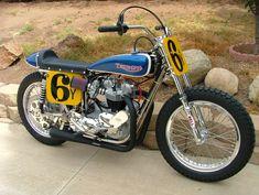 El Corra Motors: Trackmaster Flat Track Motorcycle, Tracker Motorcycle, Flat Tracker, Pikes Peak, Street Tracker, Steve Mcqueen, Triumph Motorcycles, Royal Enfield, Sidecar