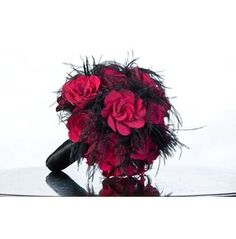 Gothic, Alternative Or Non Traditional Wedding Bouquets