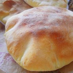 Pita Bread by astal