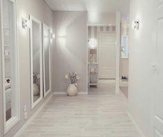 Wednesday mood⭐ Tänään on ollut kiireinen pä… Hallway Decorating, Interior Decorating, Interior Design, Home Interior, Home Bedroom, Bedroom Decor, Small Hallways, Deco Design, House Design