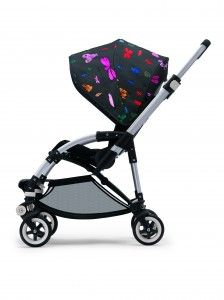 Bugaboo sees Happy Bugs and Stars by Andy Warhol for Double Stroller Reviews, Double Strollers, Baby Strollers, City Mini Gt, Bugaboo Bee, Sun Canopy, Baby Jogger, Bee Happy, Andy Warhol