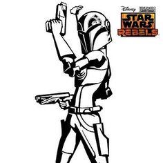 Free Disney Star Wars Rebels Printables