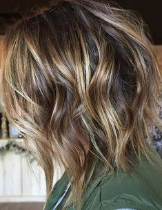27 Chic Bob Hairstyles and Haircuts For Spring/Summer 2018