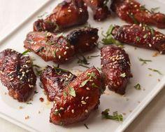 Superbowl Asian Sesame Chicken Wings by Giada De Laurentiis