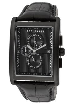 Price:$55.77 #watches Ted Baker TE1035, When it's time to upgrade your timepiece collection, choose this gorgeously designed Ted Baker watch. This is sure to be every man's favorite accessory.