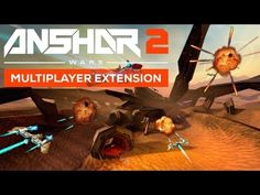 ANSHAR WARS 2 MULTIPLAYER for GEAR VR is a MUST HAVE