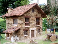 miniatura de casa - Pesquisa Google