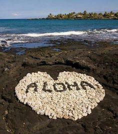 Coral Art in Hawaii...
