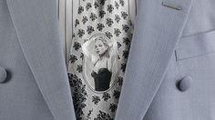 Jamie Hince Wedding suit, 2011.