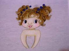 Resultado de imagem para como pintar boca de boneca