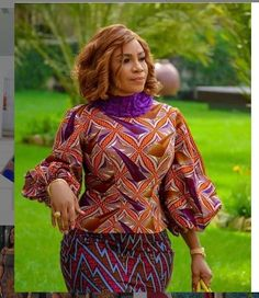 Most of us pick Ankara Styles that provide you liberty and comfort to perform around. Ankara styles for weekends come in many patterns and designs. It is your substitute to create past it comes to selecting the absolute Ankara Styles for your date. African Wear Dresses, African Fashion Ankara, Latest African Fashion Dresses, African Print Fashion, African Attire, African Style, Ankara Tops, African Print Dress Designs, Ankara Designs